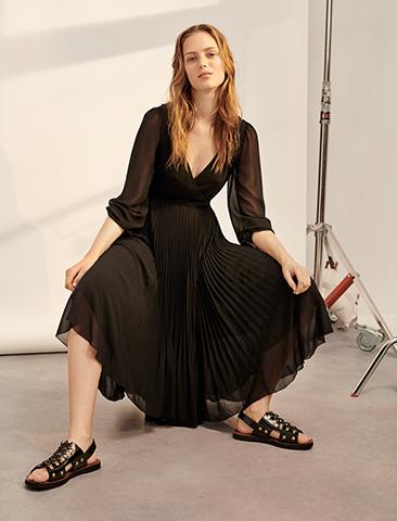 The Beaune Dress