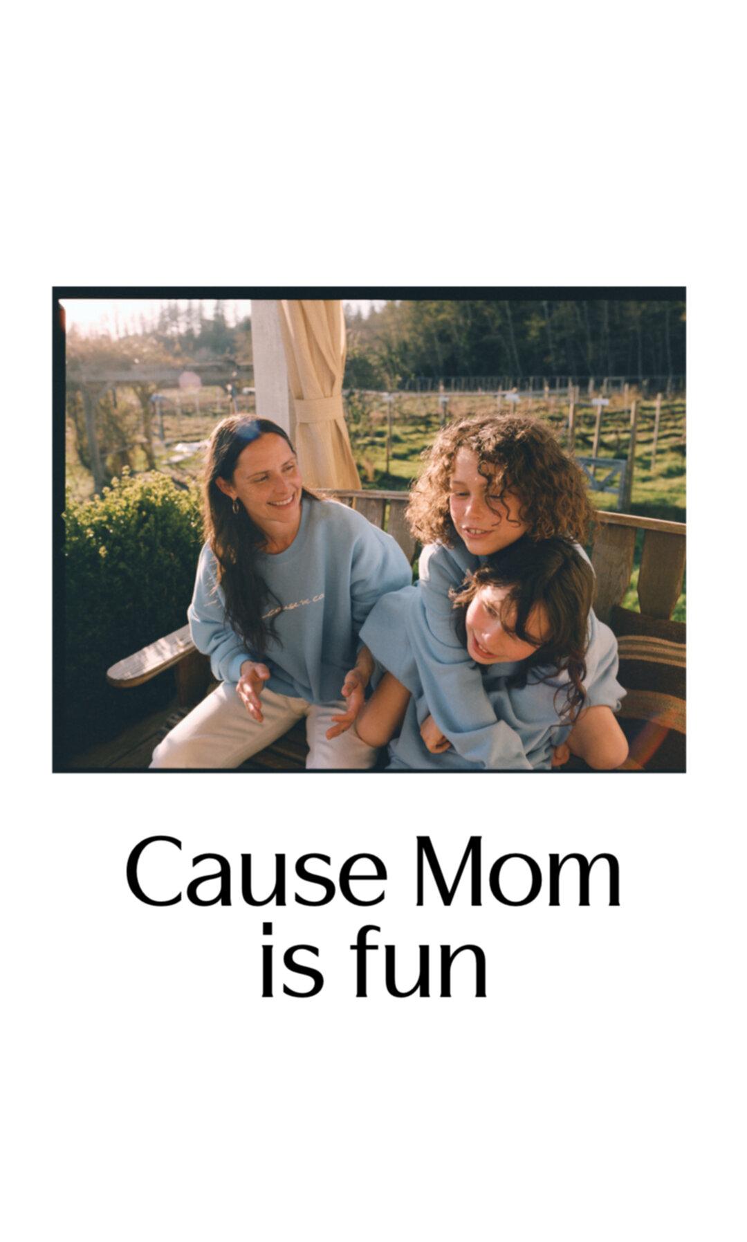Cause Mom Story 2