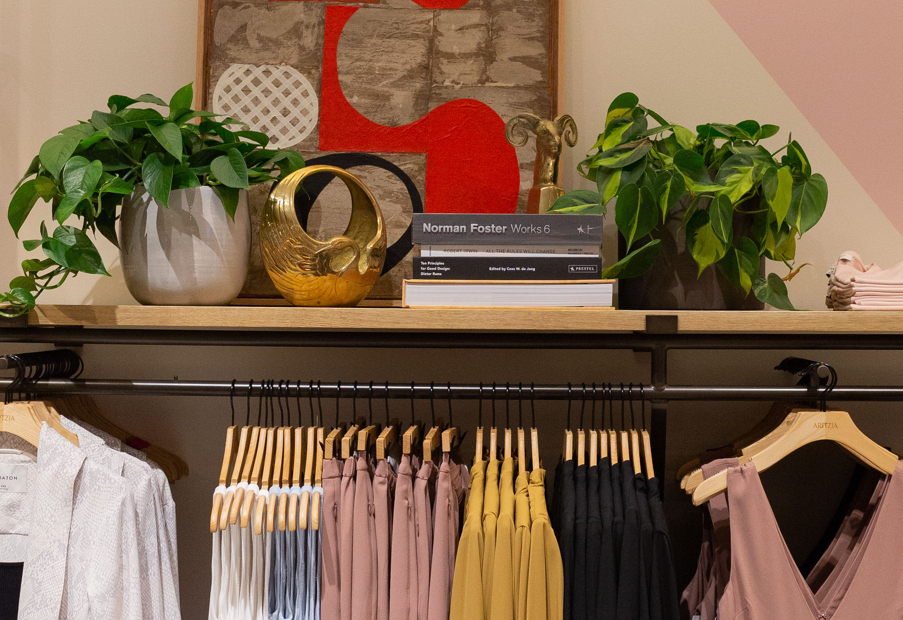 NOW OPEN: ARITZIA MALL OF AMERICA