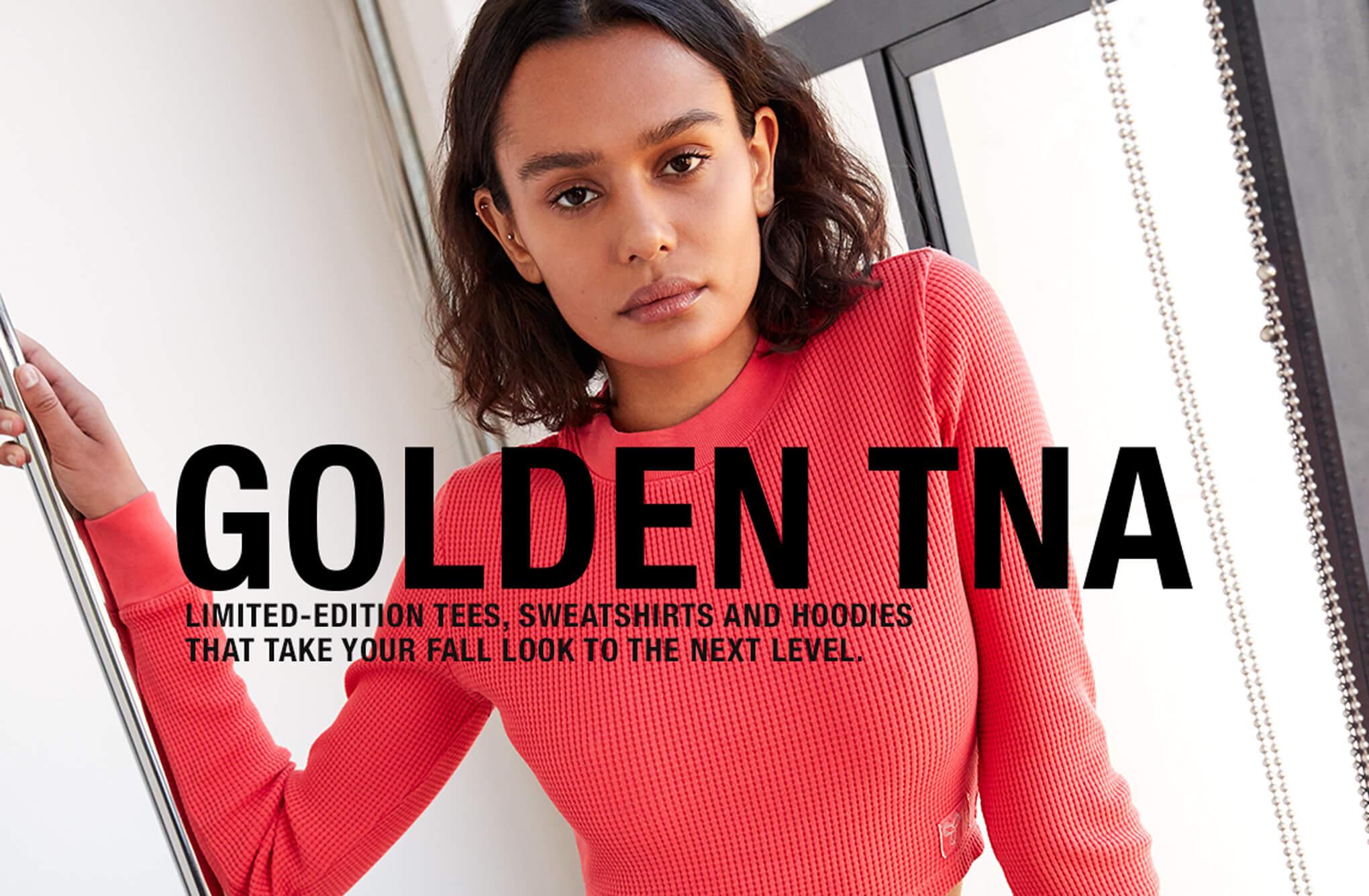 Golden by Tna