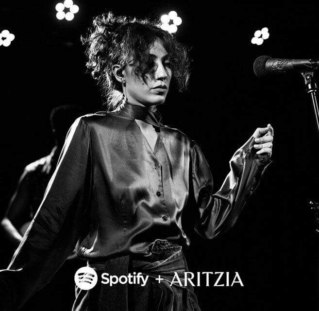 Spotify + Aritzia
