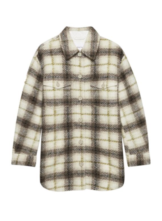 The Ganna Shirt Jacket