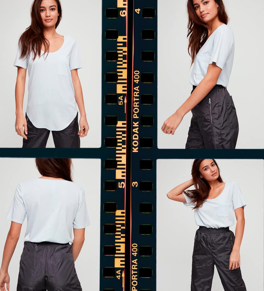 4ffab3dbaa8 T-Shirts for Women | Long Sleeve & Short Sleeve | Aritzia CA