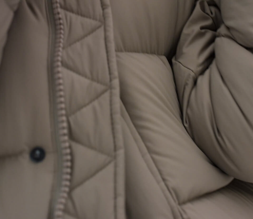 RDS CERTIFIED: All of our goose down is 100% responsibly sourced. And super duper soft.