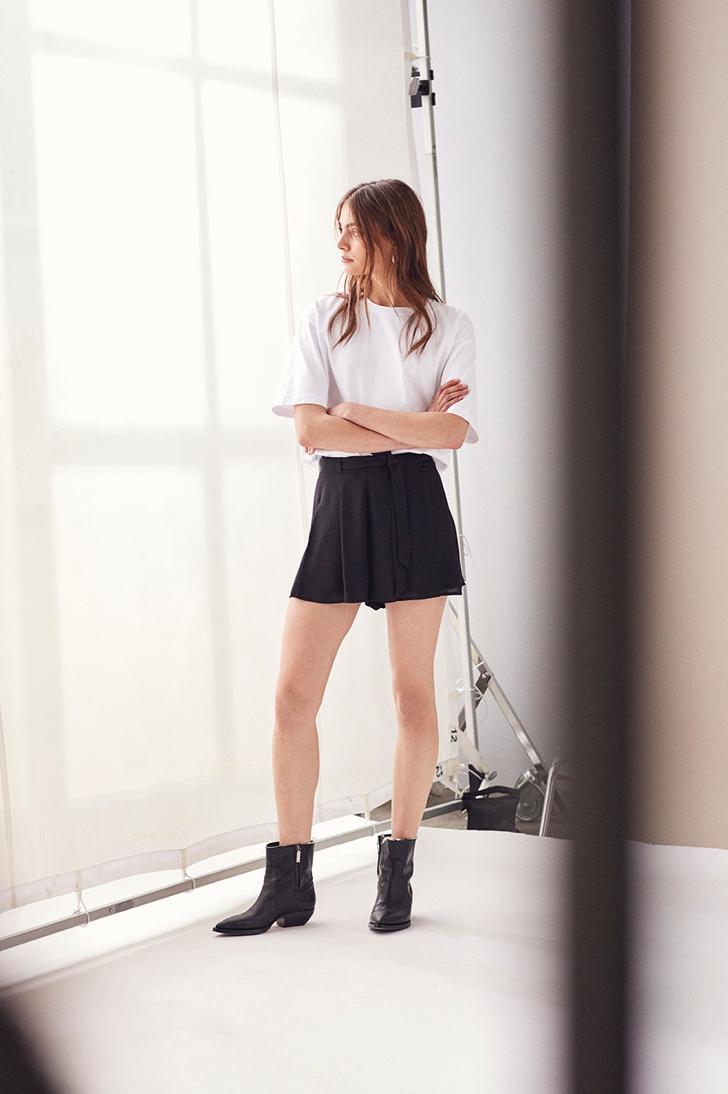 Feminine Shorts