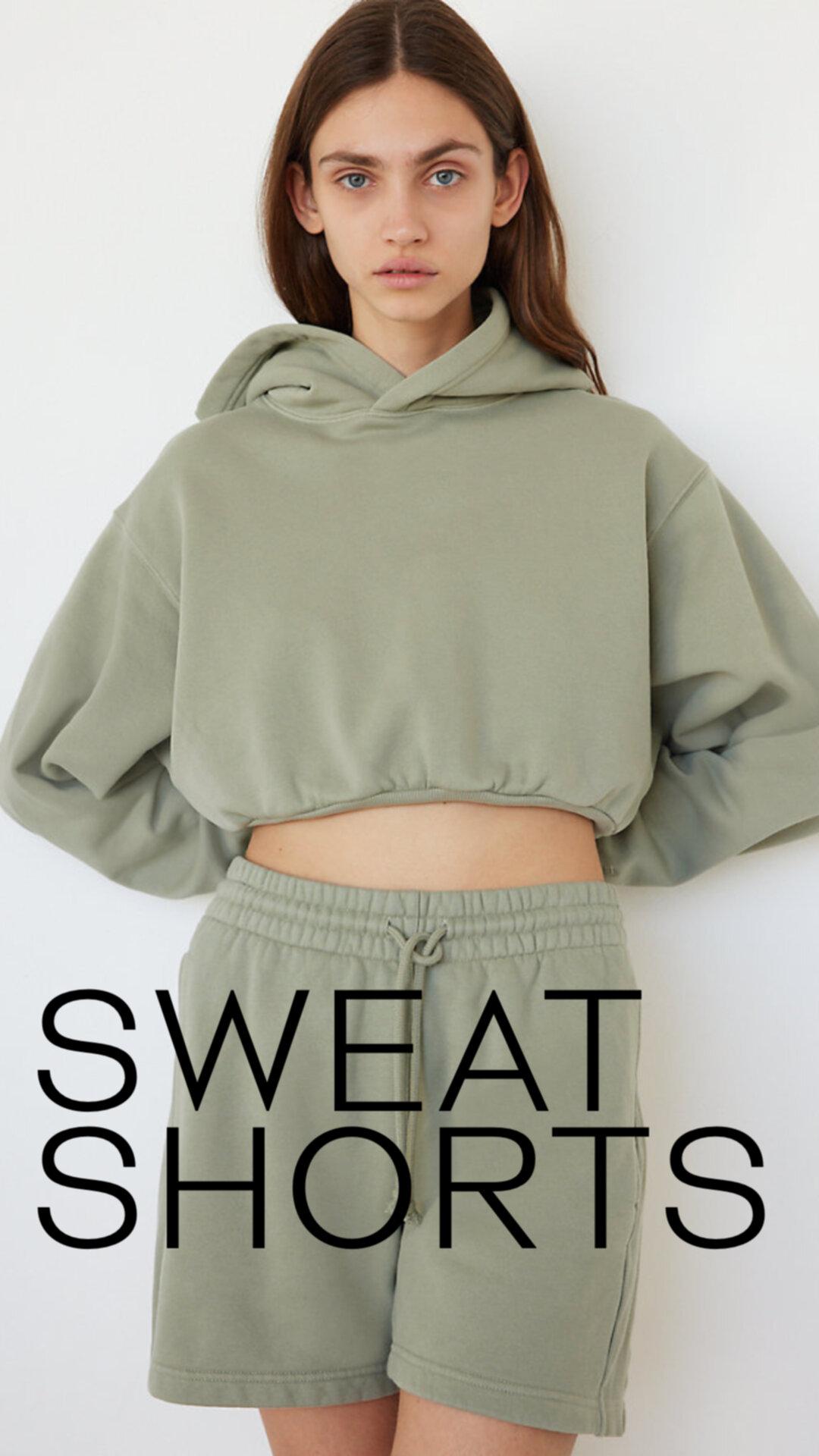 Sweatshorts Story 1