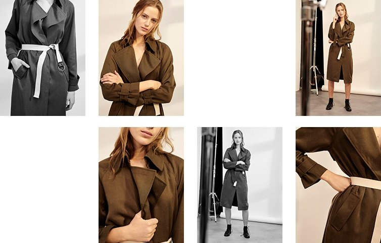 The Lawson Trench Coat