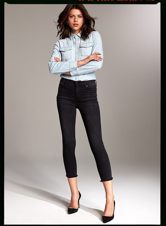 525476843a2 Denim for Women | Shop Jeans, Jackets & Skirts | Aritzia CA