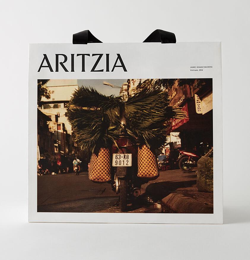 Aritzia Shopping Bags